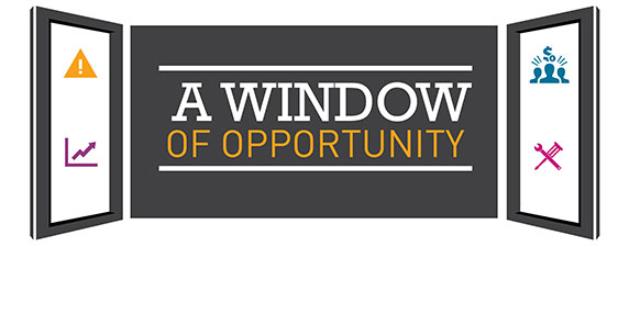 Search peter g peterson foundation for Window of opportunity